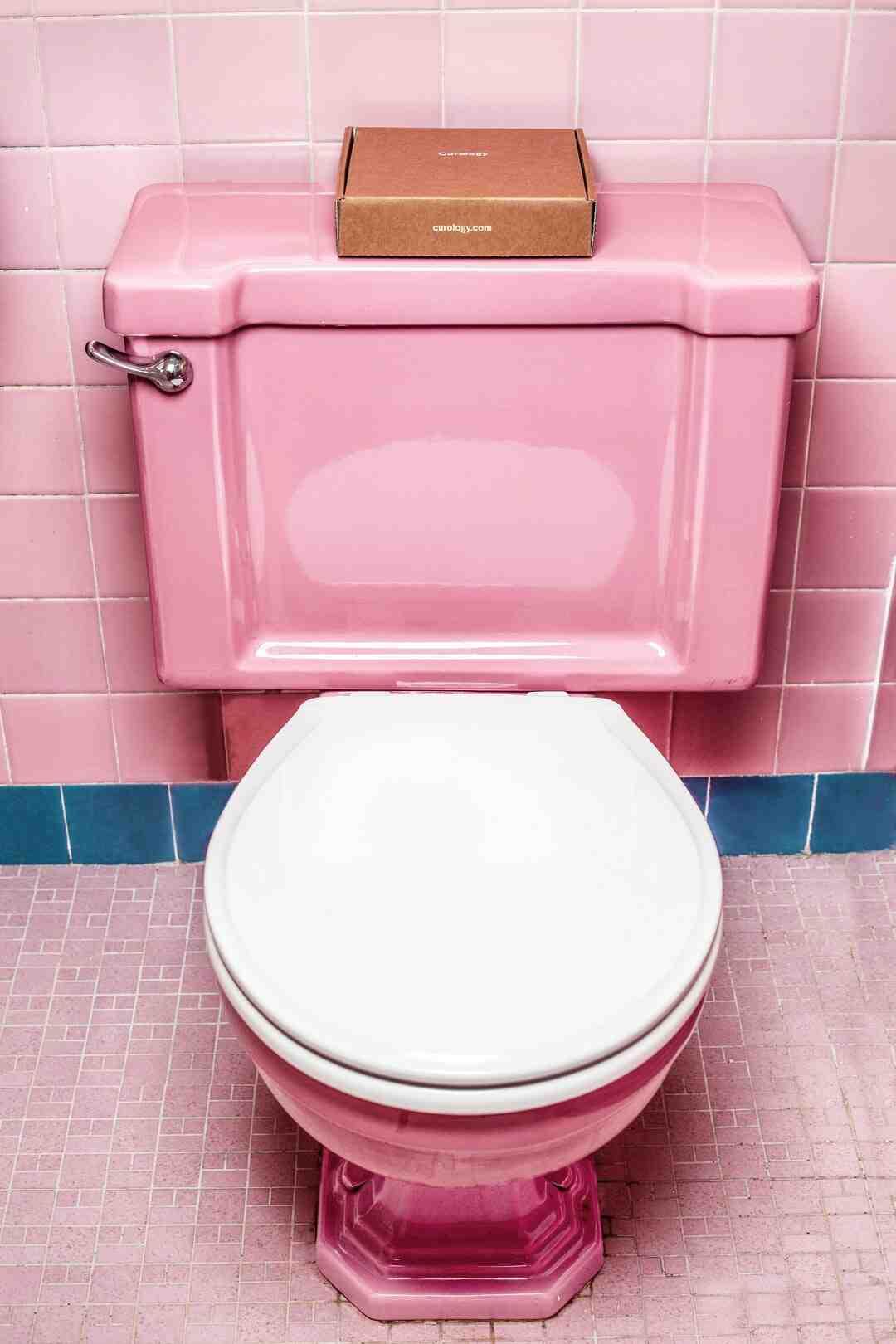Comment isoler du bruit les toilettes