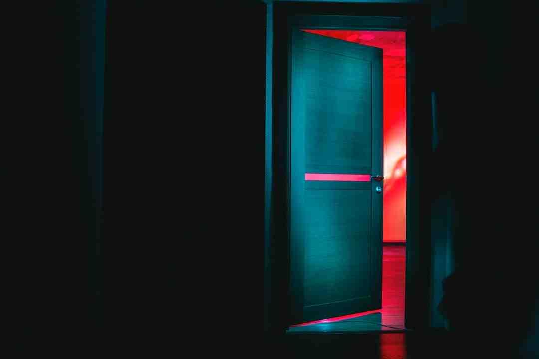 Comment isoler une porte